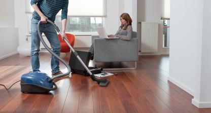 Mẹo vặt cách làm sạch sàn nhà