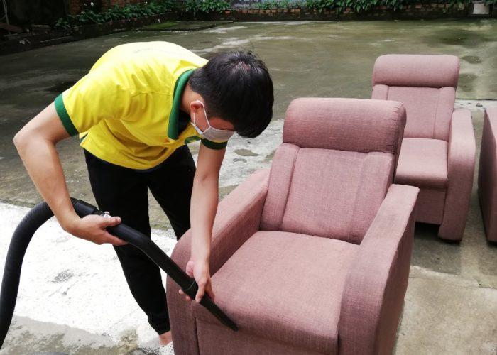 Dịch vụ vệ sinh ghế sofa Cần Thơ