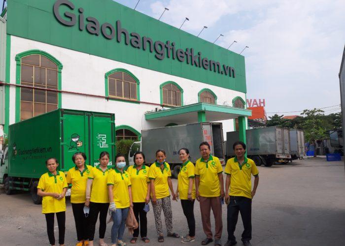 Cung ứng nhân viên vệ sinh tại GHTK